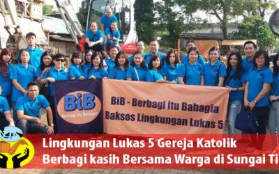 Gereja Katolik Berbagi Kasih Di Sungai Tiram Life Center