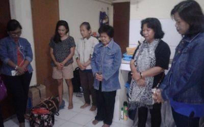 Team Doa Lima Roti Dua Ikan Indonesia ke Ungaran – Jateng