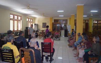Pelayanan Di Panti Sosial Tresna Werdha (PSTW) 03 Ciracas