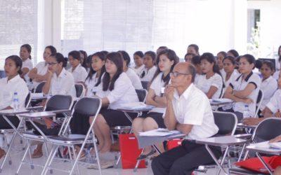 Hari Penutupan Diklat Berjenjang Pendidik PAUD Tingkat Dasar Di Soe NTT