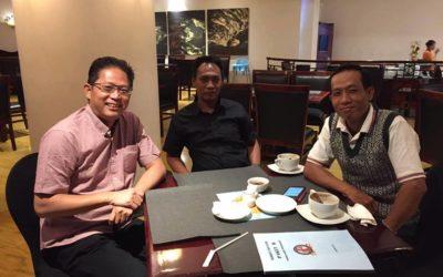 Rapat Pembentukan Team Modul Kerja Paket ABC – PKBM Anak Pemenang