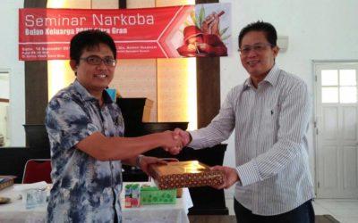 Seminar No To Narkoba, Cibubur 16 September 2017