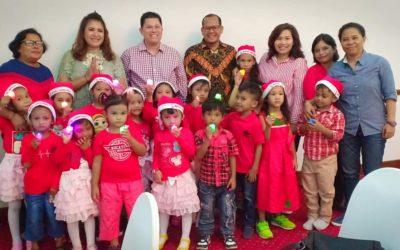 Kebaktian Natal 2018 Keluarga Besar First Media Group