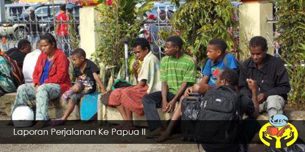 Perjalanan Papua II