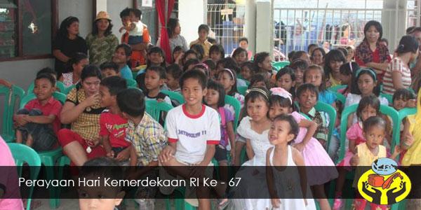 Perayaan Hari Kemerdekaan RI Ke - 67