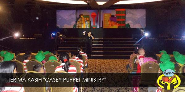 Terima Kasih Casey Puppet Ministry
