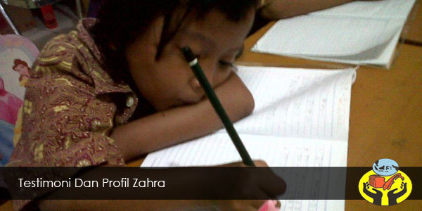 Testimoni Dan Profil Zahra
