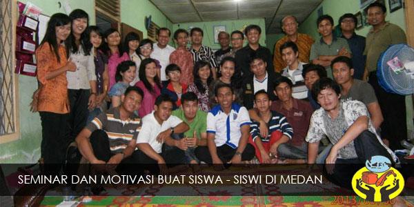 Seminar Motivasi Medan