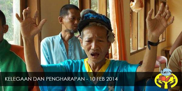 KELEGAAN DAN PENGHARAPAN – 10 FEB 2014