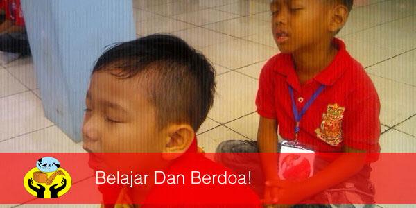 Belajar Dan Berdoa!