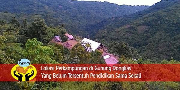 PAUDGunung-Dongkas