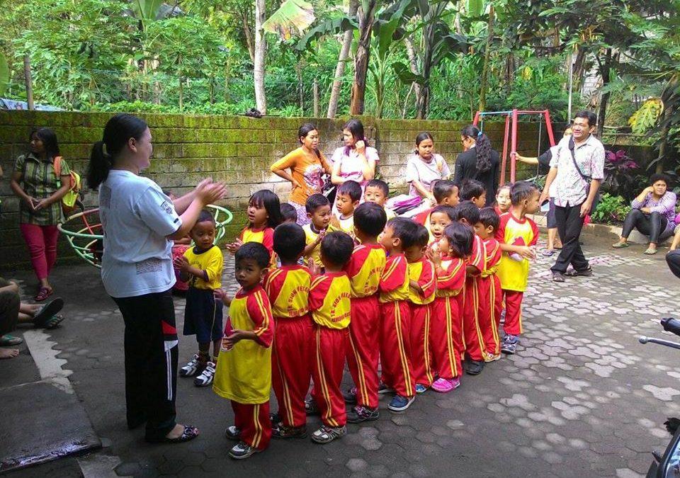 Pelayanan di TK Sion Mekar Jaya – Boyolali