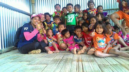 Pelayanan Di Gunung Ogopuyo (Sulawesi Tengah)