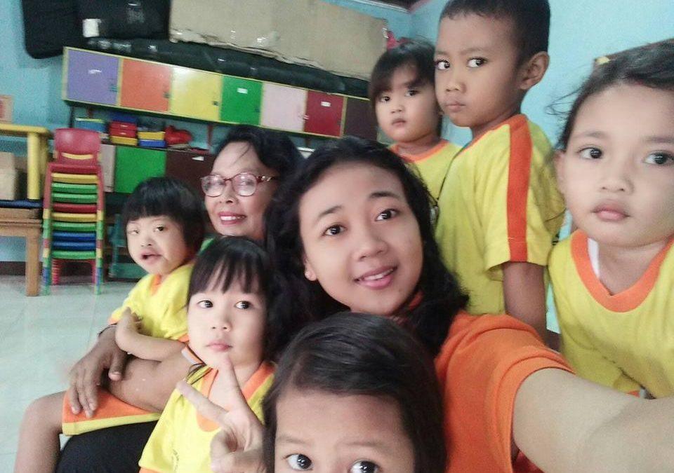 Kegiatan Anak-Anak Playgroup MBB Sungai Tiram