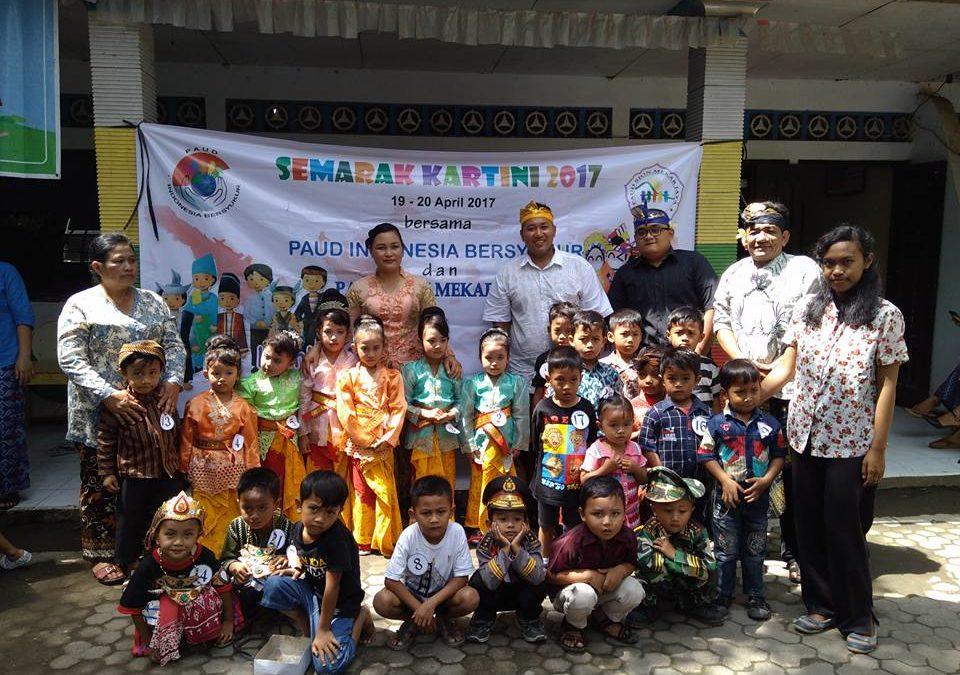 Perayaan Hari Kartini Bersama PAUD Sion Mekar Jaya