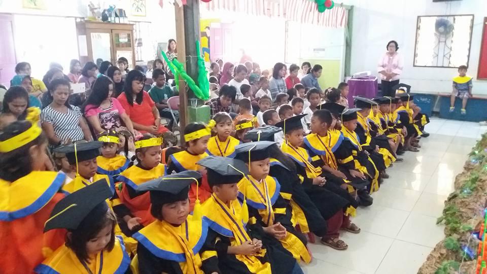 Acara Wisuda PAUD Misi Bagi Bangsa Sungai Tiram