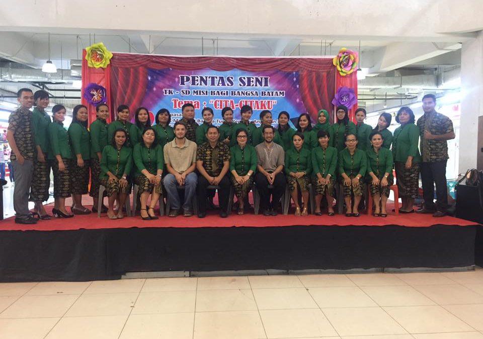 Pentas Seni TK-SD Misi Bagi Bangsa Batam