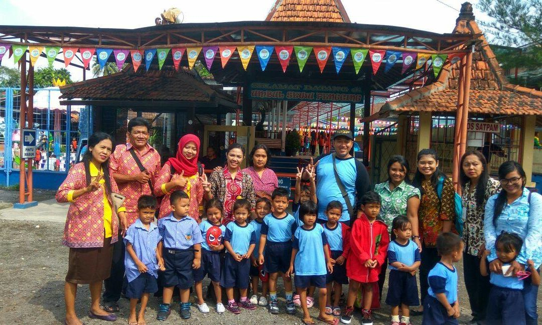 Outing Class Keluarga Paud Indonesia Bersyukur Colomadu