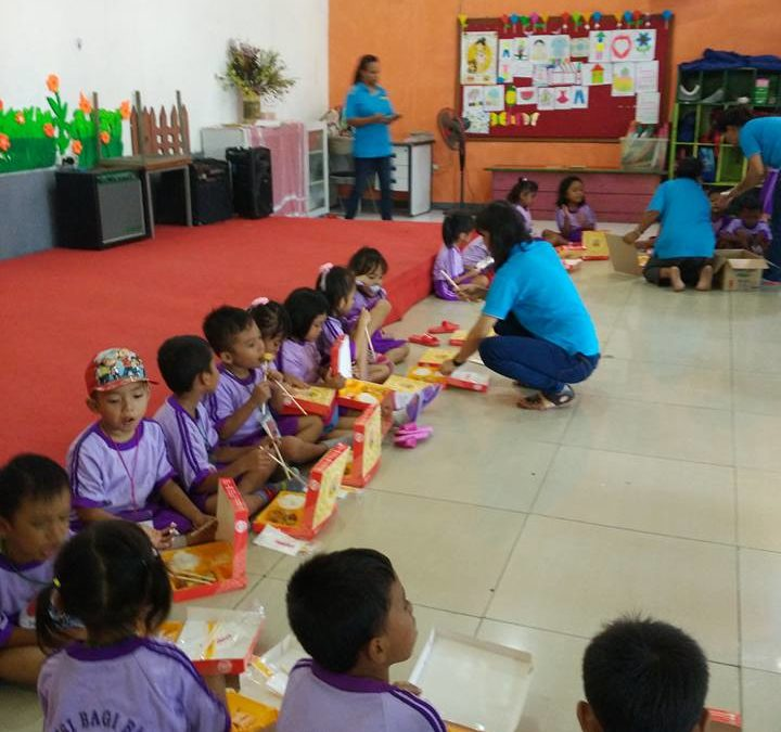 TK MBB Sungai Tiram Menikmati Berkat Tuhan