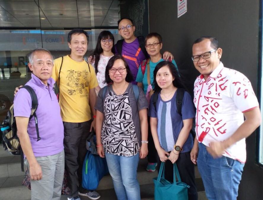 Kunjungan Team Evangelical Free Church of China – Hong Kong Overseas Missions