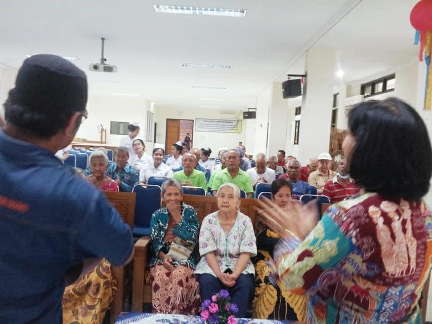 Pelayanan Tim Panti Di Akhir Tahun 2017