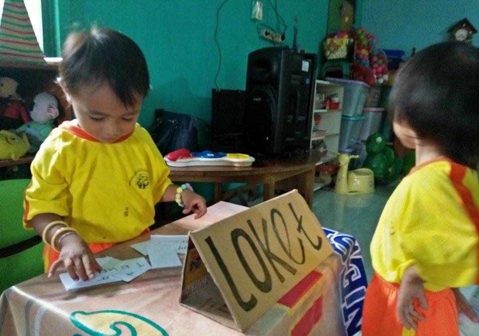 Kegiatan Anak PG Misi Bagi Bangsa Sungai Tiram
