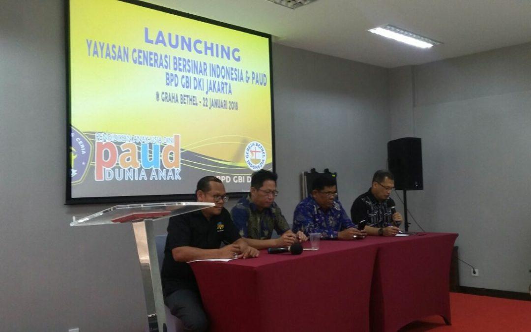 Seminar Hamba-Hamba Tuhan BPD GBI DKI Jakarta
