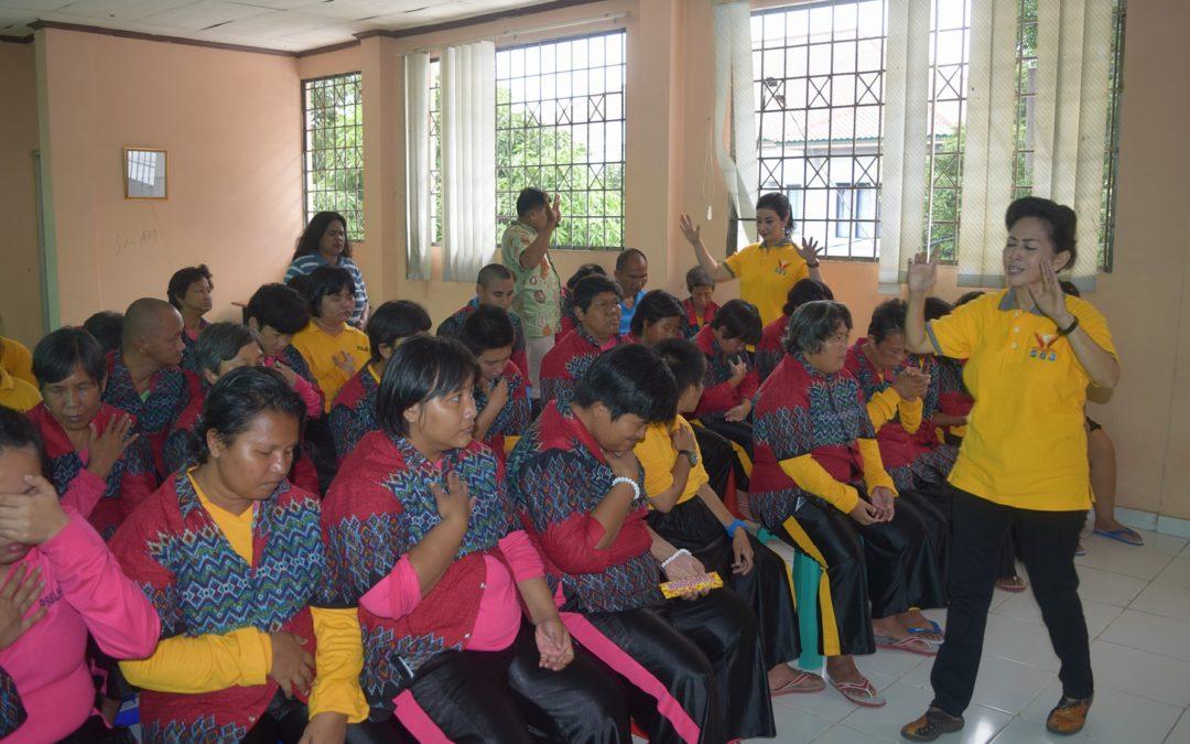 Pelayanan Di Panti Sosial Bina Laras (PSBL) 02 Cipayung