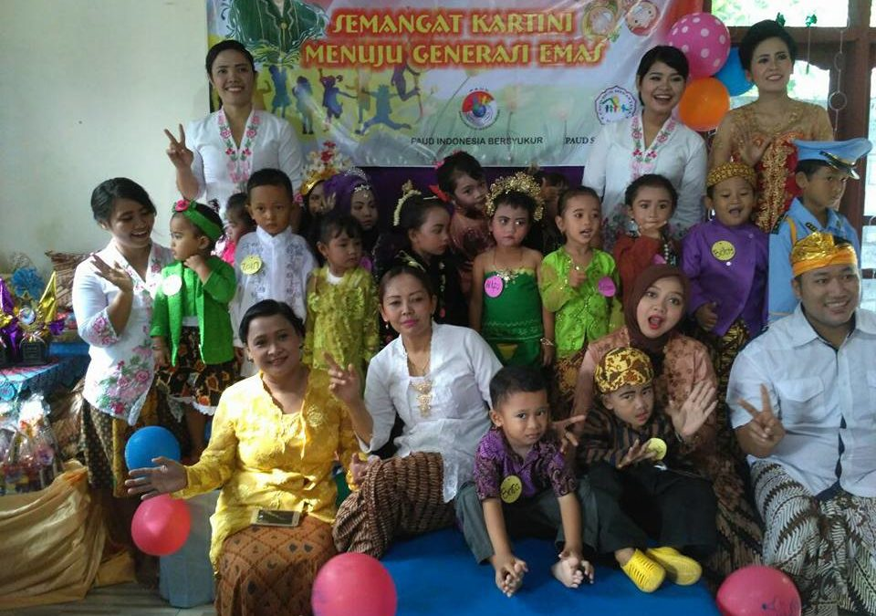 Memperingati Hari Kartini Bersama Paud Indonesia Bersyukur JaTeng.