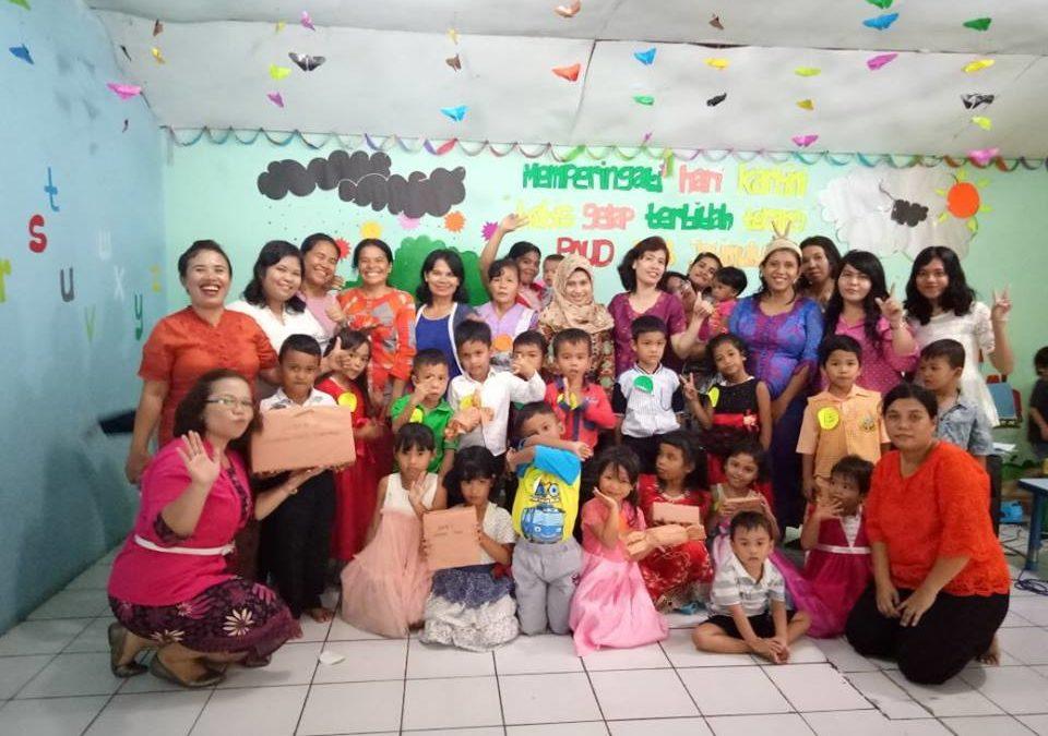 PAUD MBB Jatimulya Memperingati Hari Kartini