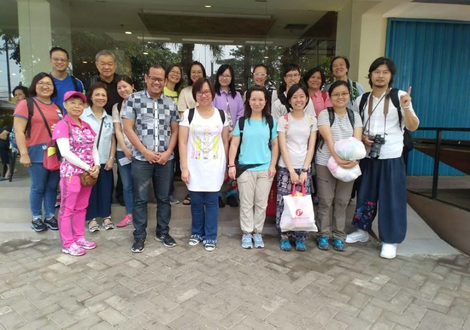 Kunjungan Tim Alliance Global Serve Limited Hongkong