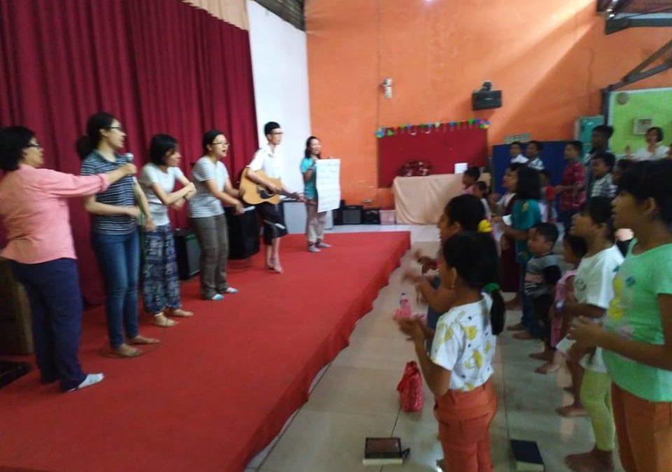 Pelayanan Tim Hongkong Di Sungai Tiram Life Center