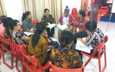 Diklat Berjenjang Pendidik PAUD Tingkat Dasar Jayapura