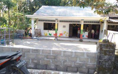 Pembangunan Paud Sion Mekar Jaya