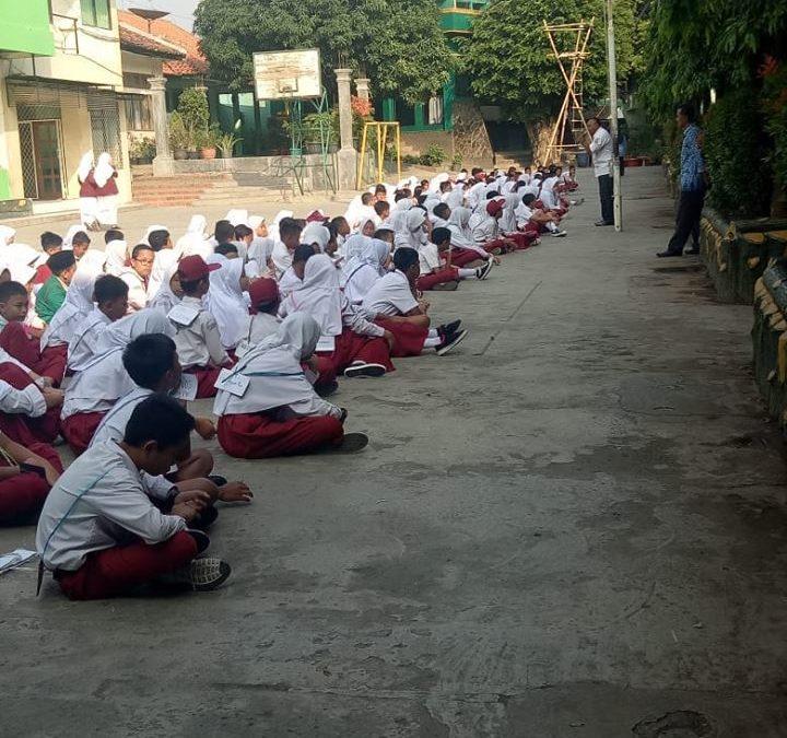 Kegiatan Sosialisasi P4GN IPWL Bakornas GMDM Bekasi Kota