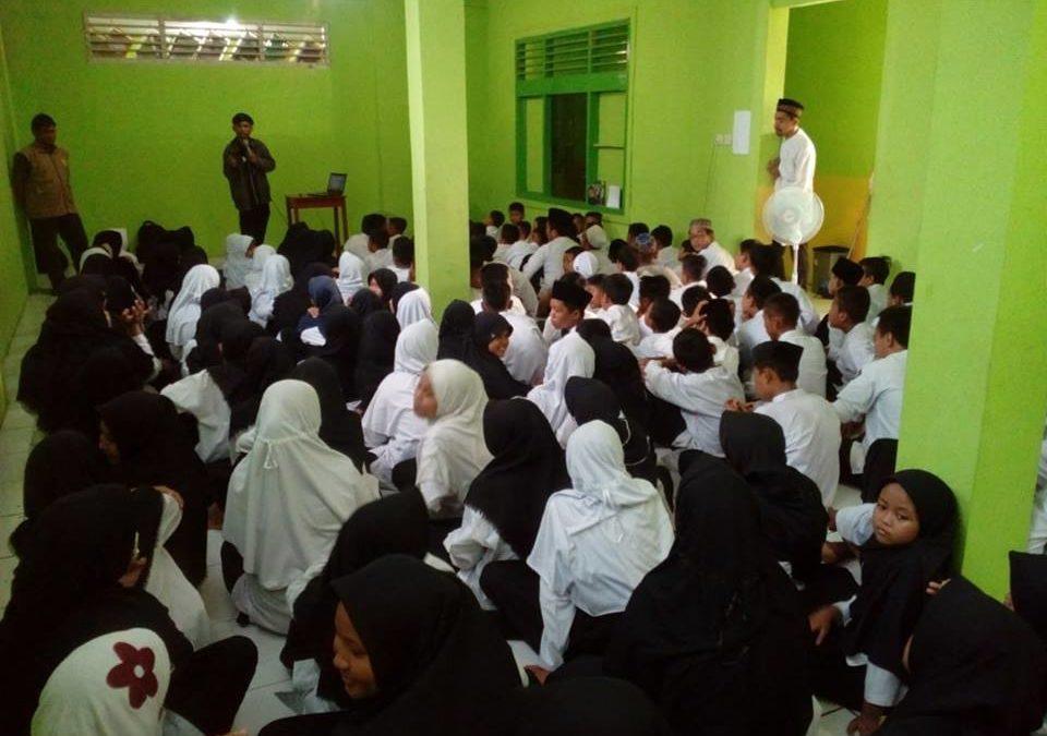 Kegiatan Sosialisasi & Penyuluhan P4GN DPW GMDM Kota Bekasi