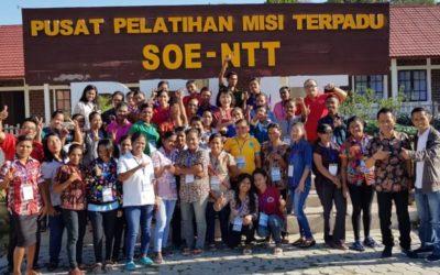 Diklat Berjenjang Pendidik PAUD Tingkat Dasar Di PPMT Soe NTT