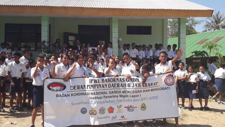 Kegiatan Sosialisasi P4GN DPW Kota Bekasi Dan DPD II IPWL Bakornas GMDM Jawa Barat