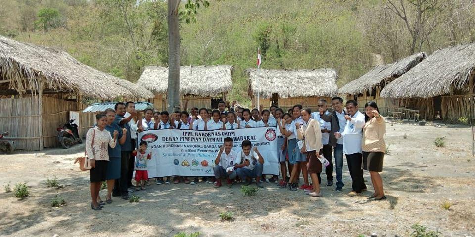 Kegiatan Penyuluhan Bahaya Narkoba di SMK Negeri Batu Putih – NTT