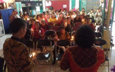 Perayaan Natal PD Sungai Tiram