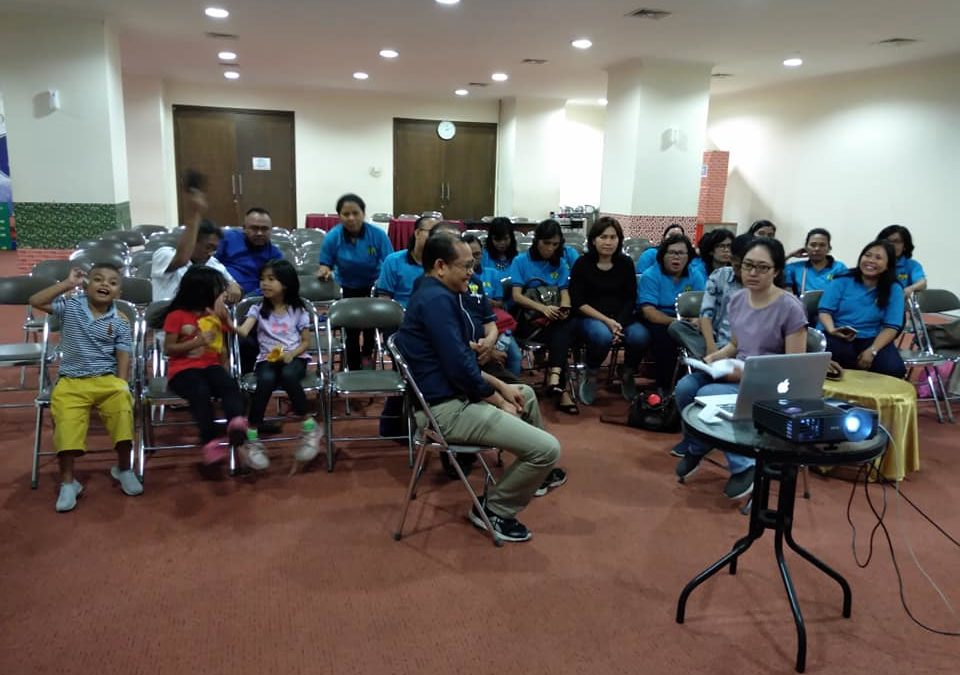 Meeting Pelayanan Bersama Jabezkidz Foundation