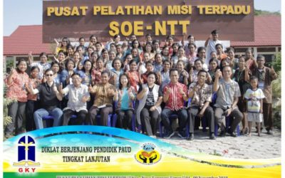 Diklat Berjenjang Pendidik PAUD Tingkat LANJUTAN di Soe NTT